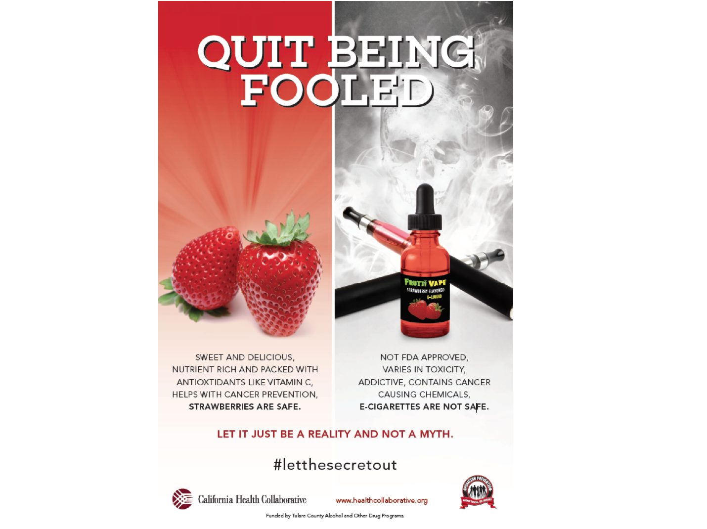 CHC NCPC Vaping Campaign
