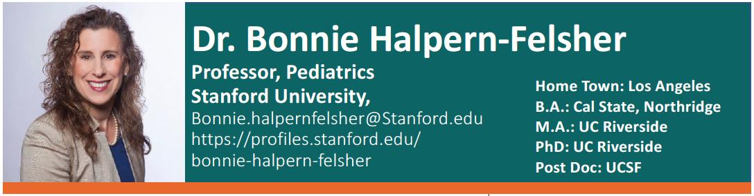 Dr. Bonnie Halpern Felsher NCPC