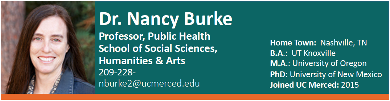 Dr. Nancy Burke NCPC