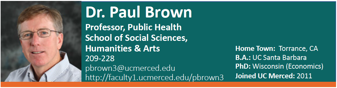 Dr. Paul Brown NCPC