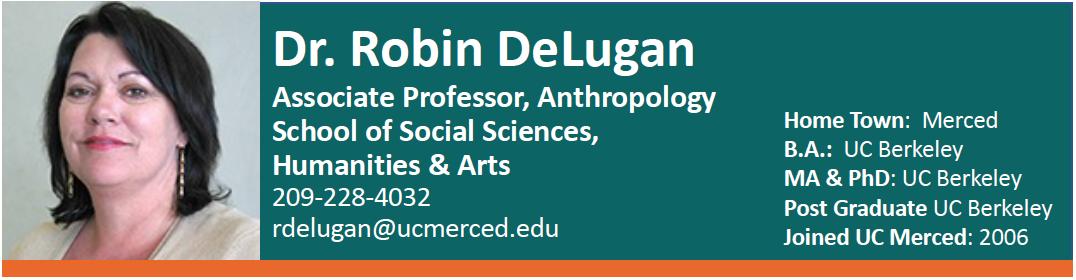 Dr. Robin DeLugan NCPC