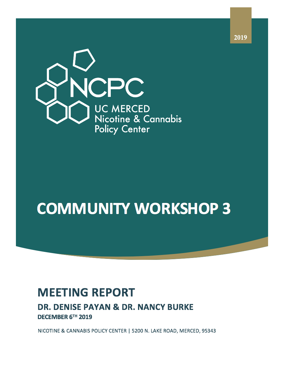 NCPC Community Core Workshop 3
